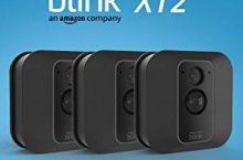 Hot New Home Security Deals $199.99 All-new Blink XT2 Outdoor/Indoor Smart Security Camera with cloud storage included, 2-way audio, 2-year battery life – 3 camera kit