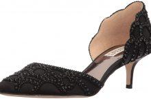 Hot New Ladies Designer Shoe Deals For Less $151.29 Badgley Mischka Women's Ginny Dress Pump