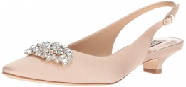 Hot New Ladies Designer Shoe Deals For Less $68.15 Badgley Mischka Women's Page Pump