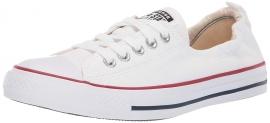 Hot New Women's Nike Fashion Sneaker Deals $79.95 Converse Women's Shoreline Slip on Sneaker (40 M EU / 8.5 M US, White)