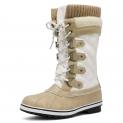 Hot New Women's Winter Boot Deals $43.99 DREAM PAIRS Women's Mid-Calf Winter Snow Boots