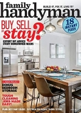Hot New Online Offers  $0 Family Handyman Print Magazine
