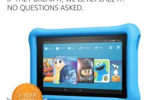 Hot New Tablet Deals Fire 7 Kids Edition Tablet, 7″ Display, 16 GB, Blue Kid-Proof Case