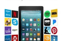 Hot New Tablet Deals Fire 7 Tablet with Alexa, 7″ Display, 8 GB, Black – with Special Offers