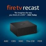 Hot New Online Offers  $229.99 Fire TV Recast, over-the-air DVR, 500 GB, 75 hours