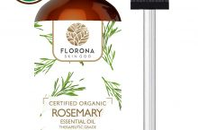 Hot New Fragrance Care Deals $15.00 Florona Organic Rosemary Essential Oil, 4 Oz USDA Certified Organic