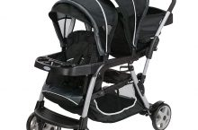 Hot New Baby Stroller Deals Graco Ready2Grow LX Double Stroller, Gotham