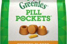 Hot New Pet Products $14.98 GREENIES Pill Pockets Natural Dog Treats, Capsule Size, Chicken Flavor