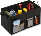 Hot Deals in Automotive Parts and Accessories $9.99 Honey-Can-Do Folding Car Trunk Organizer, Black