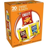 THE BEST ONLINE FOOD SHOPPING DEALS  Keebler, Cookies and Crackers, Variety Pack, 21.2 oz (20 Count),