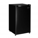 Hot New refrigerator Deals $149.99 Kuppet Mini Fridge Compact Refrigerator for Dorm, Garage, Camper, Basement or Office, Single Door Mini Fridge, 3.2 Cu.Ft, Black