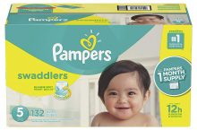 Hot New Baby Deals Pampers Swaddlers Disposable Diapers