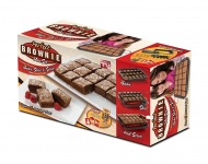 Hot New As Seen On TV Products Perfect Brownie Pan Set $28.95,