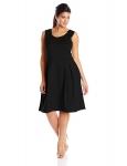 Plus Size Work Dresses for Women Hot Office DressesStar Vixen Women's Plus-Size Sleeveless Box-Pleat Dress $29.95,