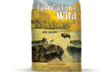 Hot New Pet Products $48.99 Taste of The Wild Grain Free Premium High Protein Dry Dog Food High Prairie Adult – Roasted Bison and Venison