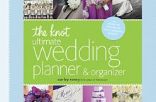 Hot New Wedding Planner Deals $13.74 The Knot Ultimate Wedding Planner & Organizer [binder edition]: Worksheets, Checklists, Etiquette, Calendars, and Answers to Frequently Asked Questions