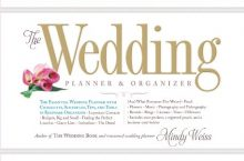 Hot New Wedding Planner Deals $25.45 The Wedding Planner & Organizer