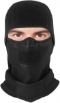 Hot Deals in Automotive Parts and Accessories $7.99 WTACTFUL Balaclava Ski Mask, Wind-Resistant Face Mask, Hinged Design, Black